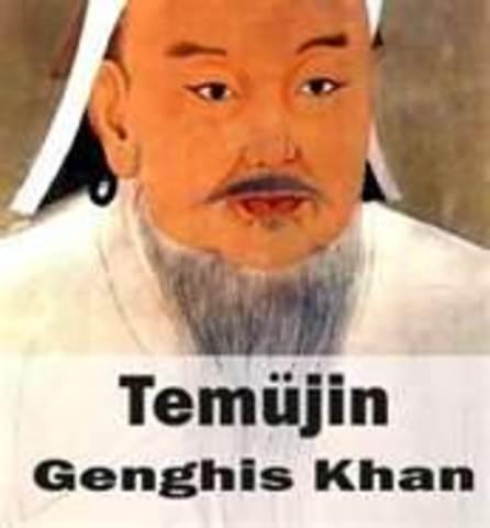 Temujin Rises