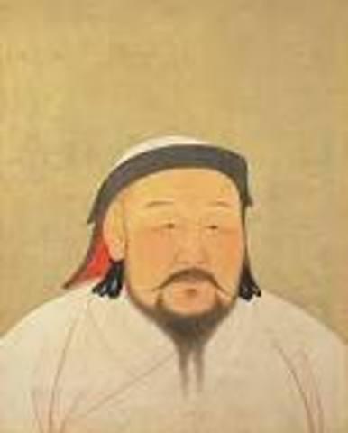 Kublai Khan Takes the Lead