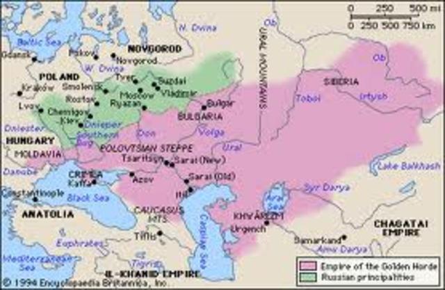 Idea to Conqure Russia