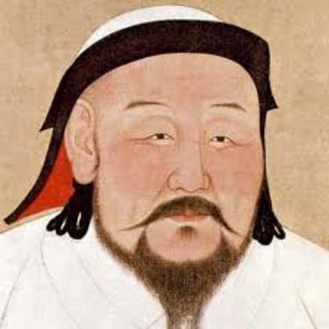 New Khan named Kublai