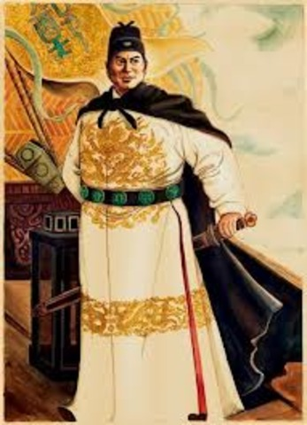 Zheng He Begins Traveling Around the Indian Ocean