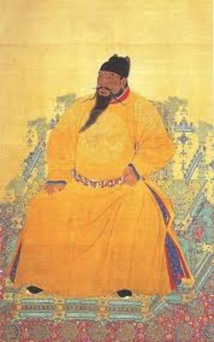 Yonglu Becomes Emperor