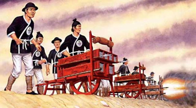 Ming Face Mongol Attacks