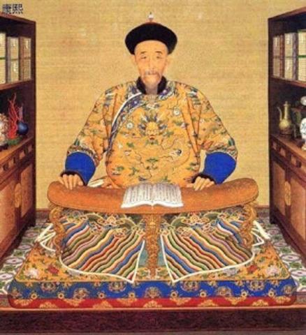 Kangxi Dies