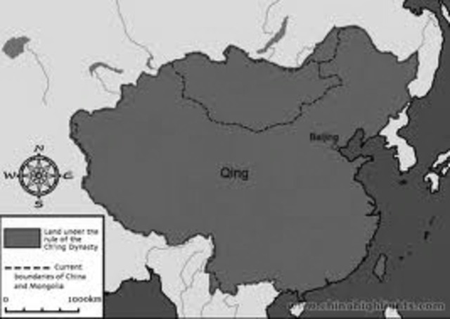 Europeans Attempt to End Isolation in China