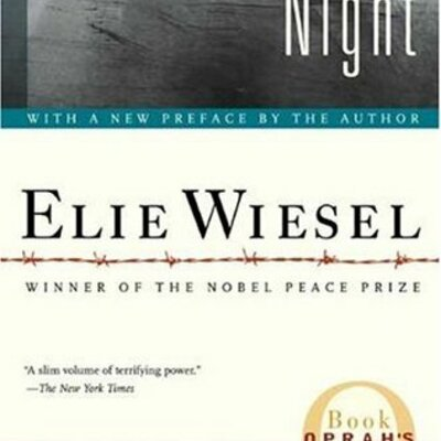 MK- Night - Elie Wiesel- fiction- 115 pages timeline