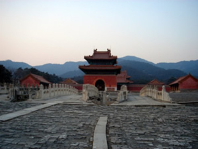 End of the Chinese Dynasties