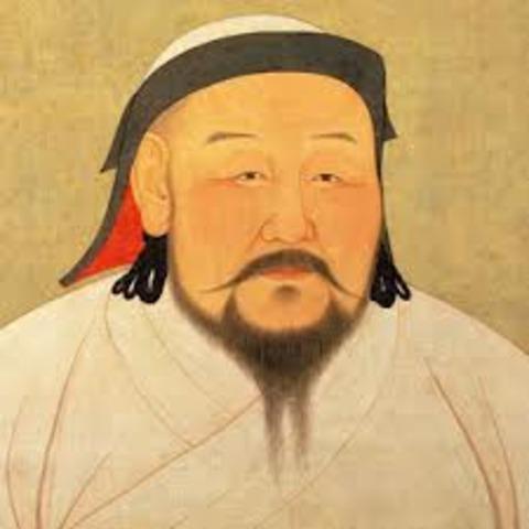 Kublai Khan Becomes Great Khan