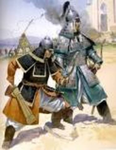 Finshes Conquering of China