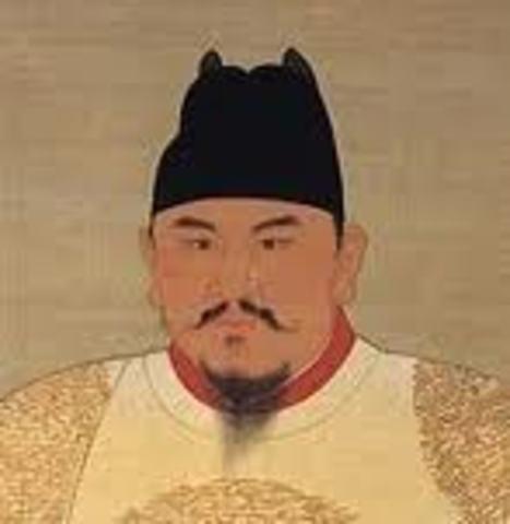 Hong Wu Dies