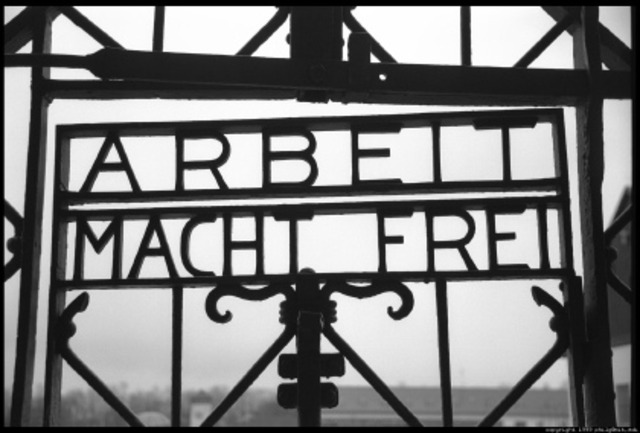 First Concentration Camp Opened at Dachau