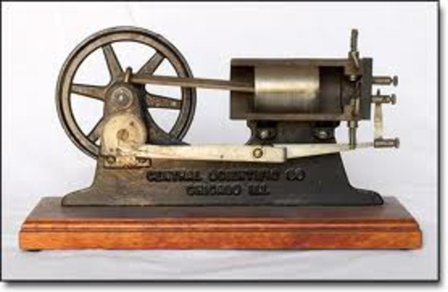 first practical internal combustion engine