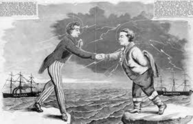 first transatlantic telegraph