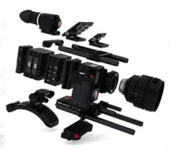 camera for motion pictures