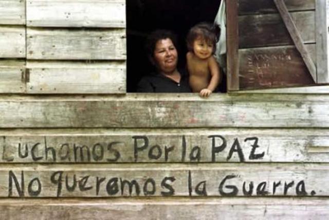 Termina Guerra Civil Nicaragua.