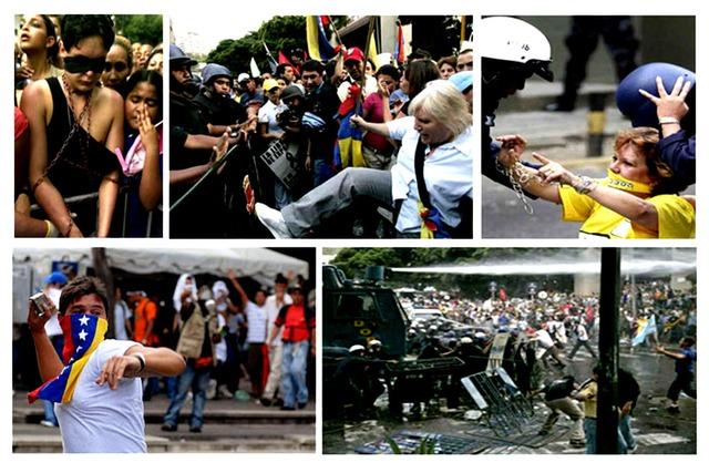 Misión de Observación Electoral en Venezuela.