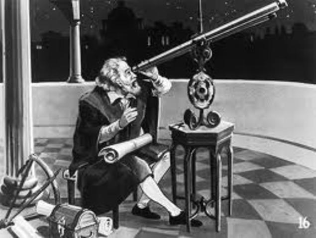 His Telescope