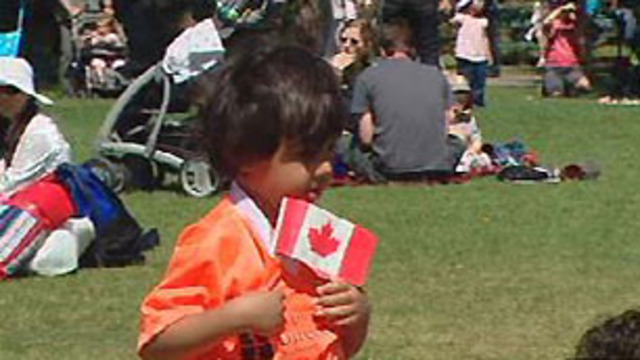 Moved to Canada 2012