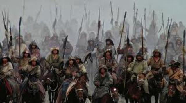 Monolian Army