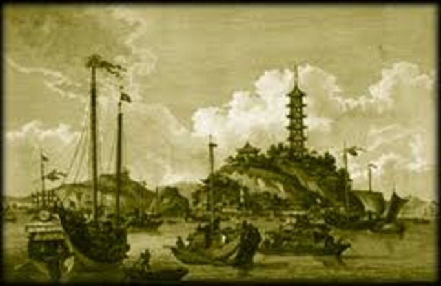 Oversea Voyages with Zheng He