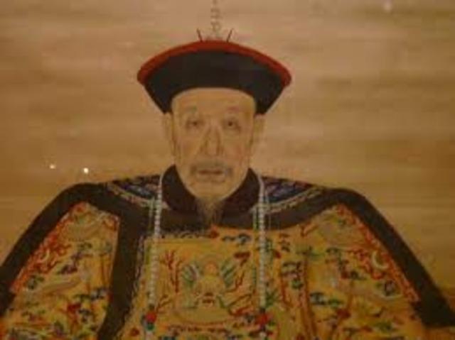 Qianlong's Death