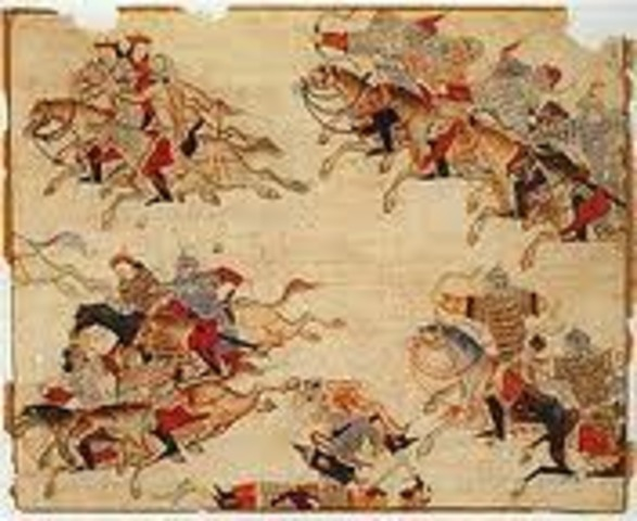 Chinese Rebellions Overthrow Mongolian Empire