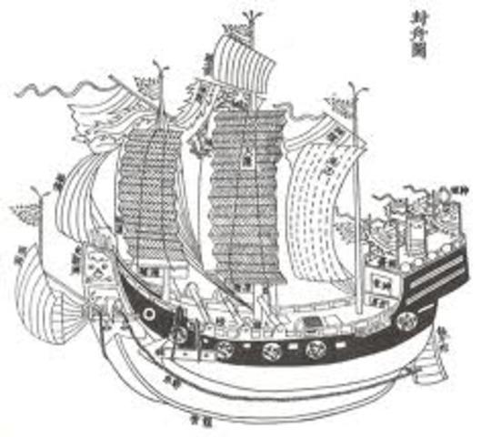 New Emperor Stops Voyages