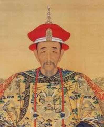 Kangxi Becomes Emperor