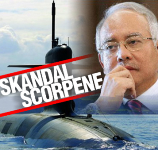 Scorpene submarine deal