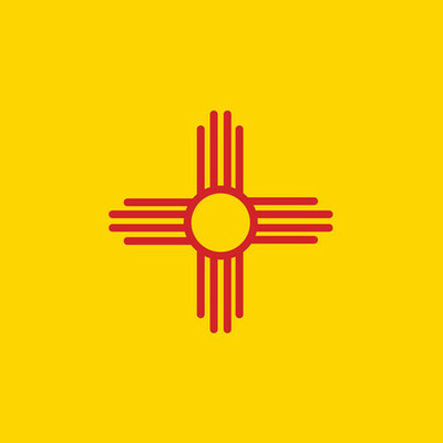 New Mexico's History  timeline