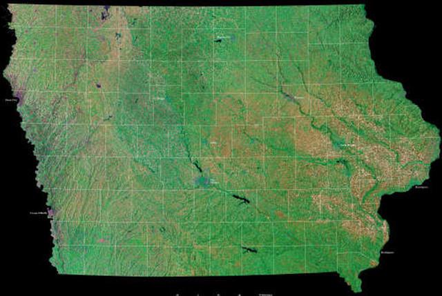 Hooray fo Iowa!