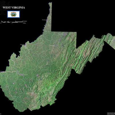 West Virginia Timeline