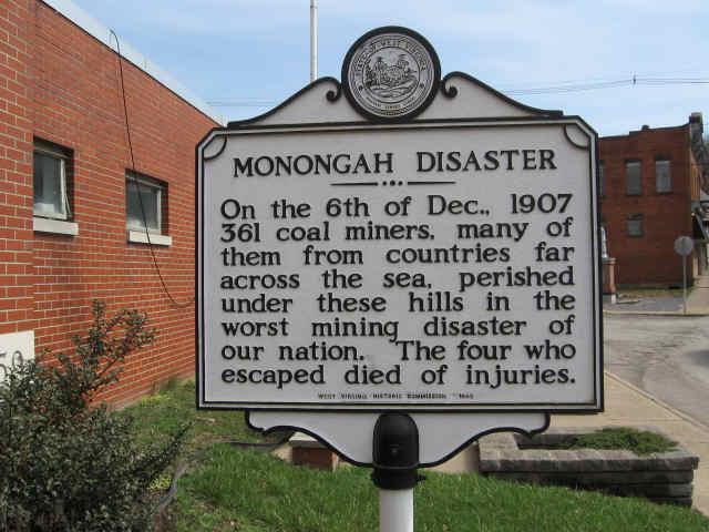 Monongah Mine incident