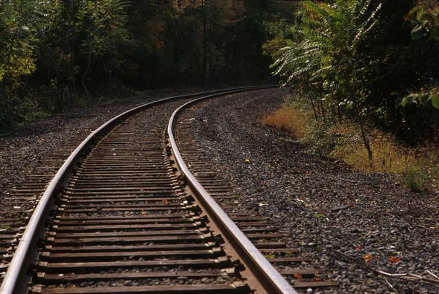The first Railroad in Iowa