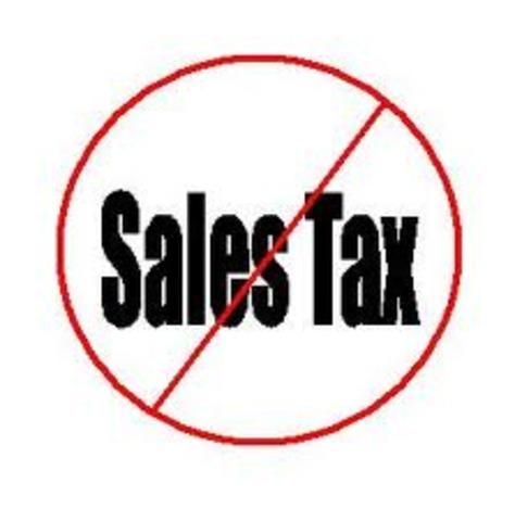 State sales tax