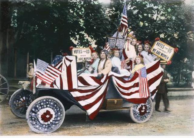 VT Women Suffrage