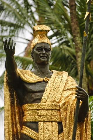 Thank You, King Kamehameha!
