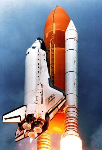 Apollo 11 Blasts Off