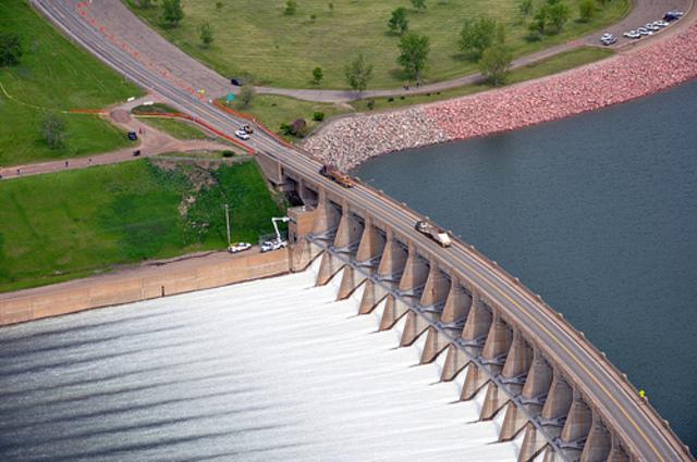 Garrison Dam!