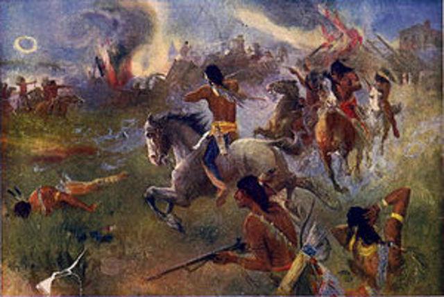 U.S Dakota War