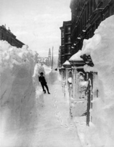 Western Minnesota recives major blizzard