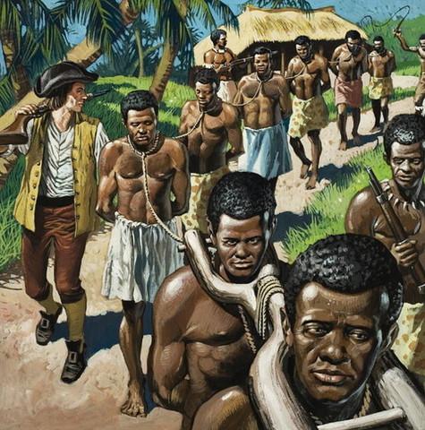 North Carolina Free of Slaves!