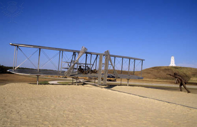 The Wright Brothers Fly the !st Plane!