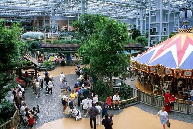 Bloomington's Mall of Amreica