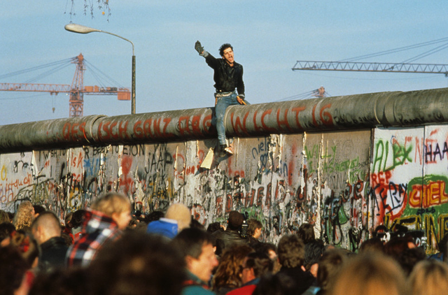 German Reunification/Fall of Berlin Wall