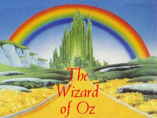 The Wizard of Oz released