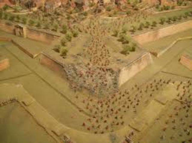 Genghis Khan's Start