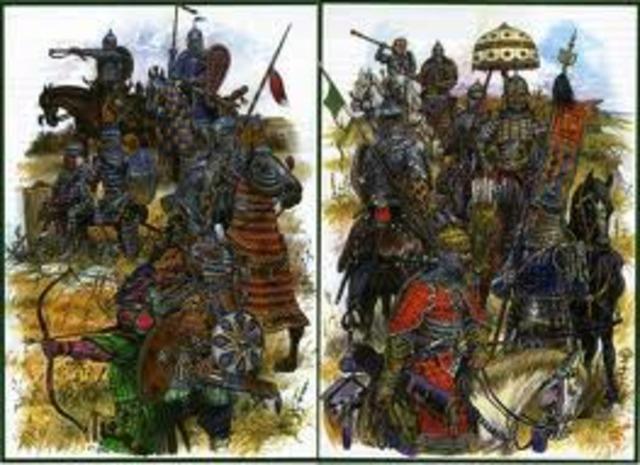 Genghis Khan's Reign