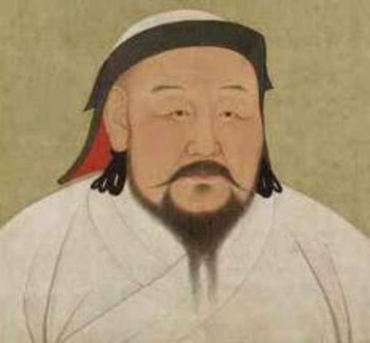New Mongol Leadership