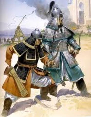 Kublai's Earlier Pursuit
